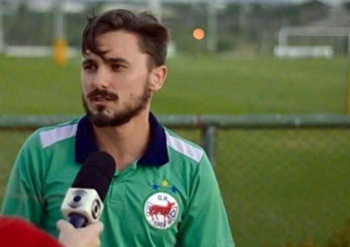 Primo do ex-senador Cássio assume o Departamento de Futebol do Treze