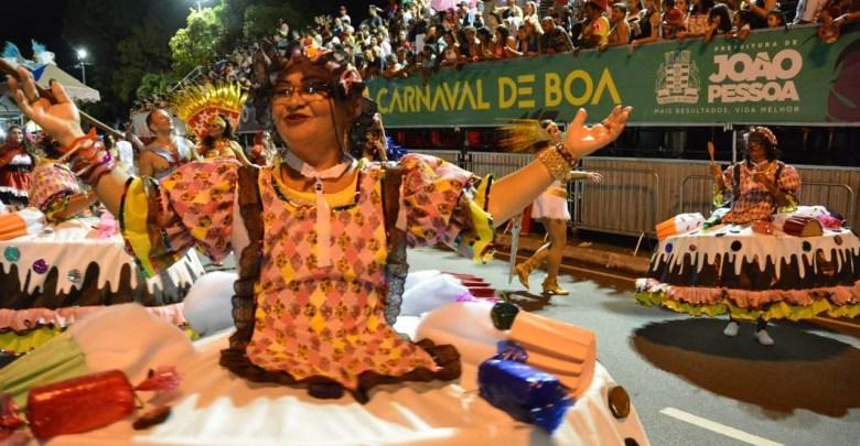 carnaval tradição