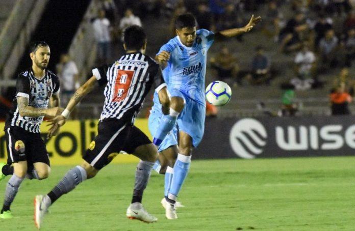 Botafogo-PB tem missão 'quase' impossível para avançar Copa do Brasil