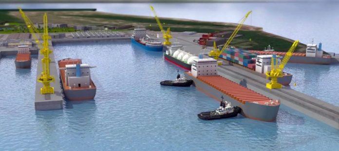 Estaleiro de Lucena deve começar a ser implantado em 2020, diz Governo da PB