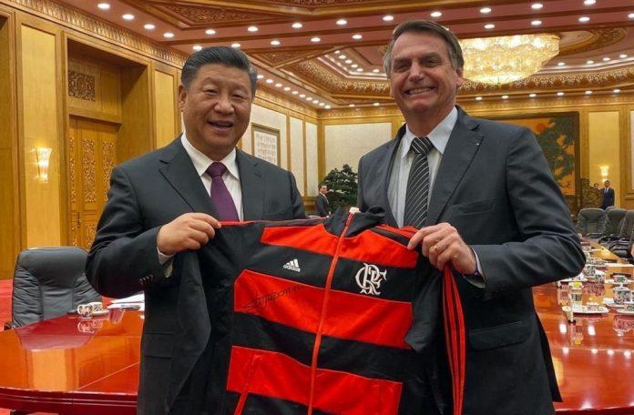 Flamengo nega ter chamado Bolsonaro para a final da Copa Libertadores