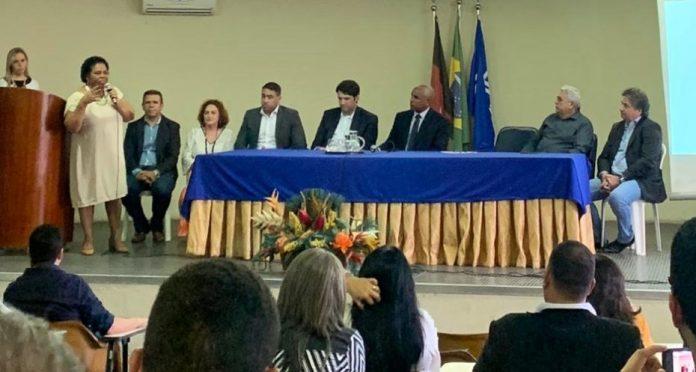 Professora Ivanilda Matias Gentle toma posse como superintendente da Espep