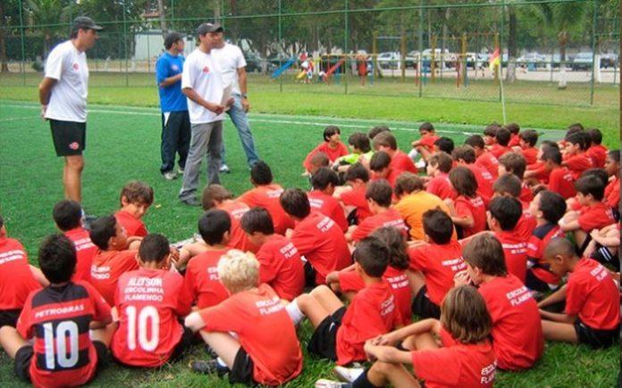 Flamengo realiza seletiva na PB para descobrir novos talentos no futebol