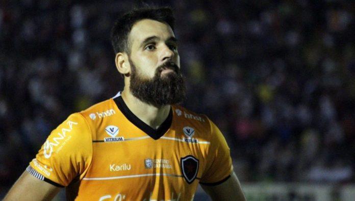 Botoafogo-PB perde atleta bicampeão paraibano para time de São Paulo