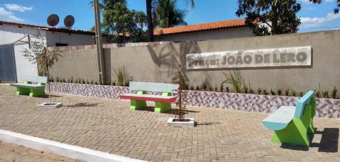 Prefeitura de Cuitegi entrega praça revitalizada na comunidade da Malhada