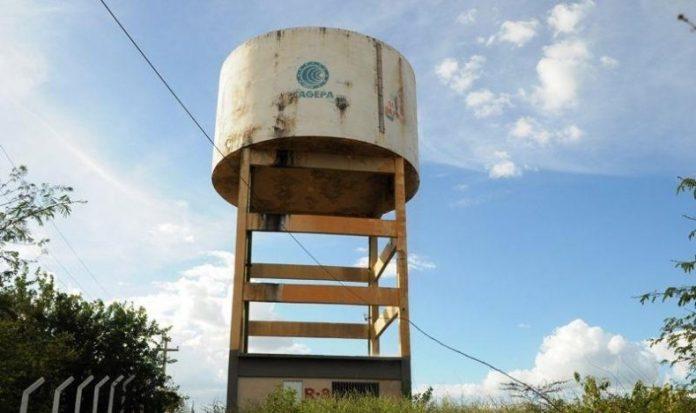 Cagepa limpa reservatório e deixa bairros de Bayeux sem água nesta quinta