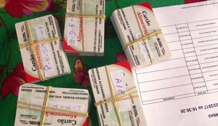 Governo da PB eleva valor do cartão alimentação e distribui kits de higiene