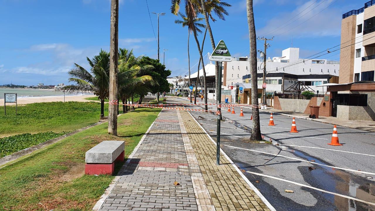 Covid-19: Grande João Pessoa terá 'lockdown' a partir do dia 4 de ...
