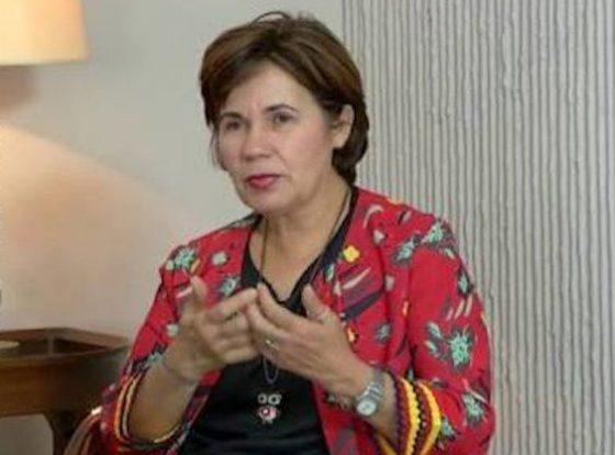 Giucélia Figueiredo classifica intervenção no PT de JP como