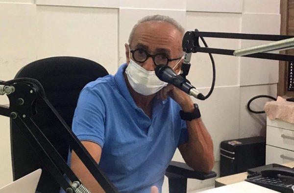 Cícero lamenta morte de Lucila Ribeiro: