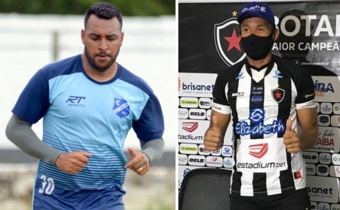 Botafogo-PB contrata atacante e zagueiro para a sequência da Série C