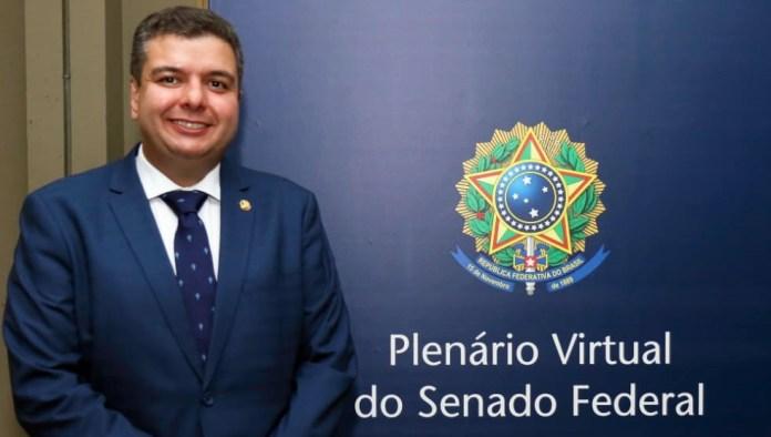 Senador Diego Tavares cumpre extensa agenda de trabalho, em Brasília