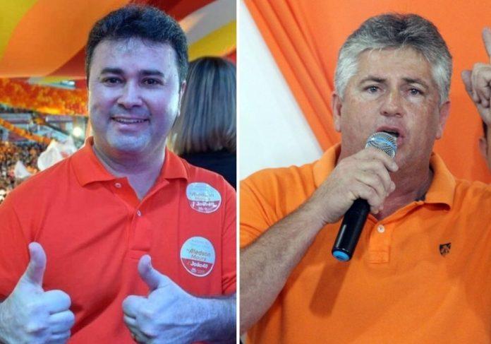 Dr. Aledson Moura e Valdinho Romão podem assumir a ALPB, em 2021