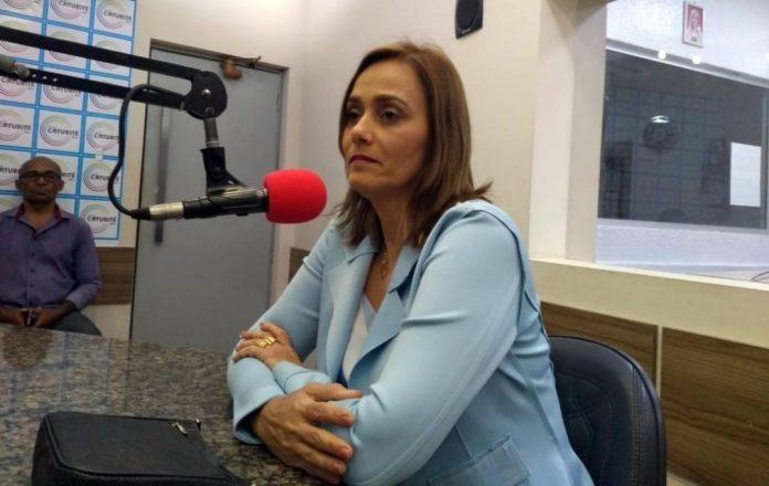 Greve em CG: Ana Cláudia se solidariza com servidores e 'alfineta' Bruno