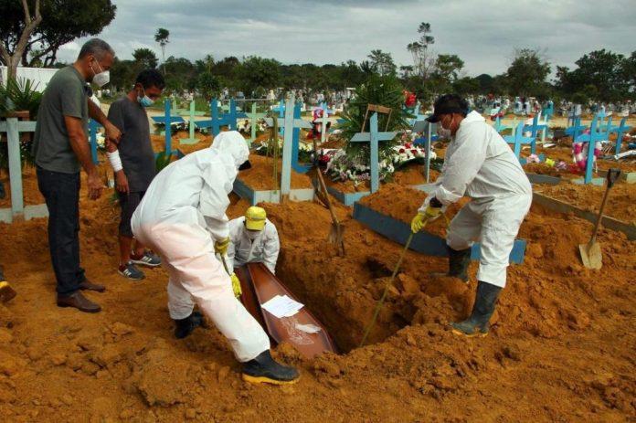 Paraíba registra 26 mortes por Covid-19 em 24 horas, revela novo boletim