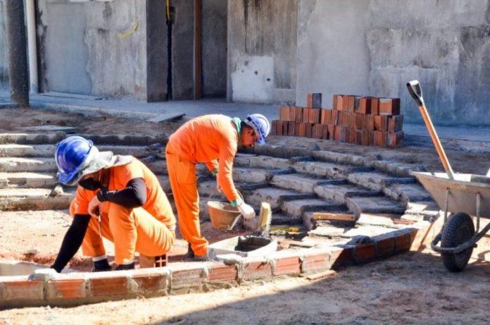 Prefeitura de Santa Rita constrói creche em Bebelândia e inicia outra em Tibiri