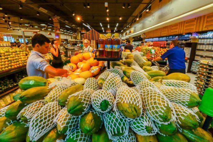 Saiba em qual supermercado comprar frutas e hortaliças mais baratas em JP