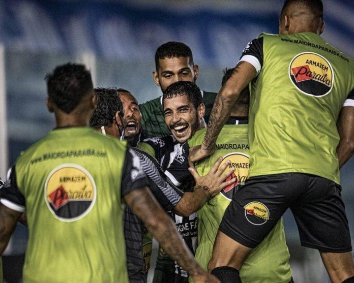 Botafogo-PB vence o Paysandu fora de casa e assume a ponta na Série C
