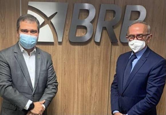 Cícero garante em Brasília R$ 100 milhões para calçar ruas de João Pessoa
