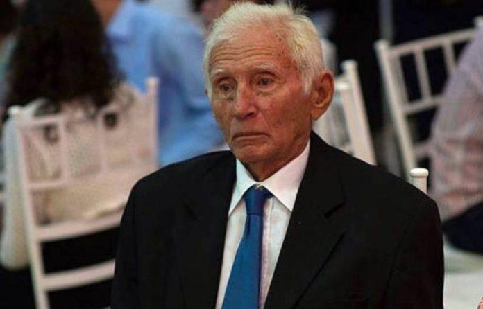 Luto: morre aos 89 anos pai do jornalista e publicitário Ruy Dantas