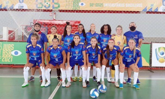 Paraíba inicia luta por medalhas nos Jogos Universitários Brasileiros, em Brasília