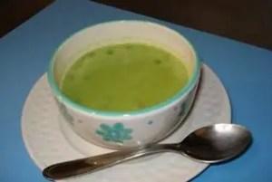 Agrião - sopa