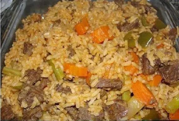 arroz-com-carne