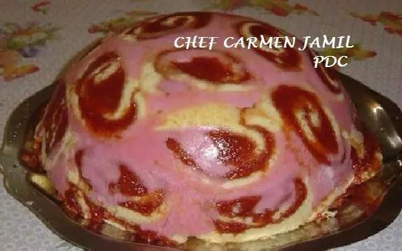 COMO FAZER TORTA GELADA