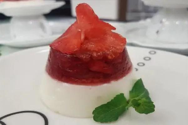 gelatina-com-iogurte