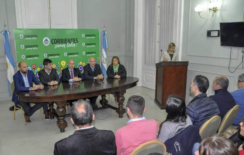 Se presentó en Corrientes el Plan Estratégico de Marketing