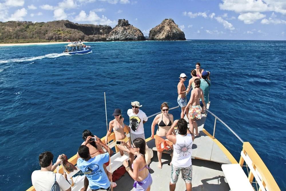 Fernando de Noronha recebeu 115.617 turistas em 2019