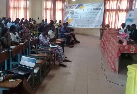 Benin DNS Forum 2018 - Forum Public Parakou