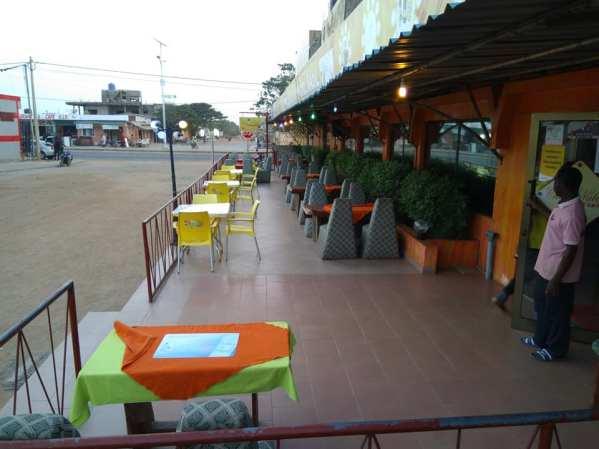 Fast-food à Parakou : Le lounge Bar «Chez Nabil»