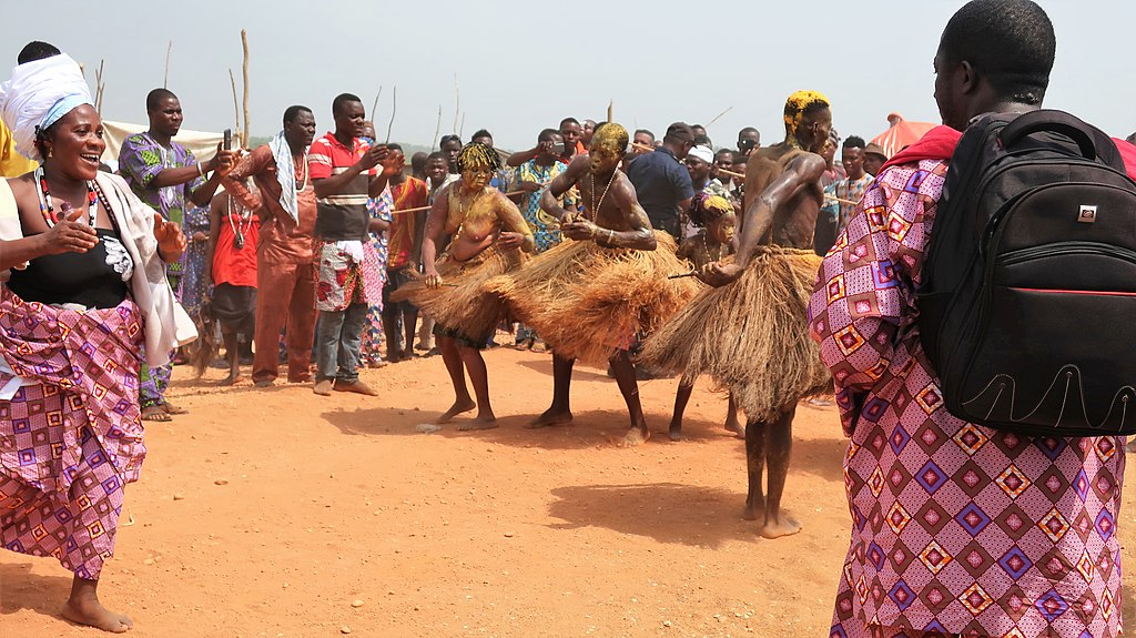 fete Vodoun au Bénin