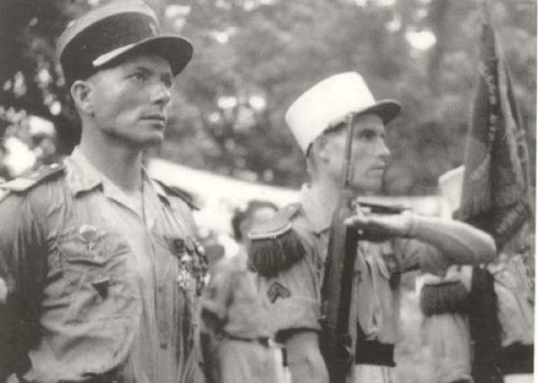 Иностранный легион в Индокитае