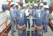 En Días Santos, el mayor consumo de agua potable