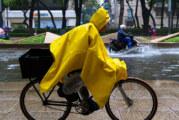 Prevalecen lluvias y calor intenso en el país