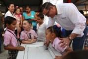 Instala Seapal Bebederos en Preescolar Rosario Castellanos