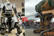 ¡Duelo de Robots!