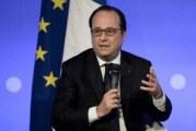 Hollande defiende los logros de su mandato y el proyecto europeo