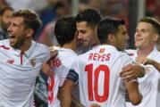 """Sevilla, el """"rey de la Europa League"""" accede a su tercera final consecutiva"""
