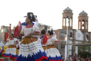 Coahuila enamora a los Vallartenses en el Festival Vallarta Azteca en Pitillal