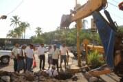 Realiza Seapal acciones para mejora de infraestructura