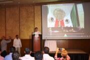 Comparte Rafael Yerena su trabajo legislativo