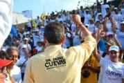 San José del Valle y San Vicente apoyan a Jaime Cuevas