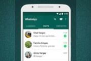 WhatsApp: nueva versión beta permite borrar archivos y liberar espacio de una forma sencilla