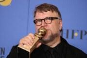 Guillermo del Toro gana el globo de oro a mejor director por 'La forma del agua'