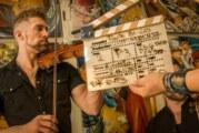 """Cuarteto Well-Strung graba video con empresa Vallartense """"Ponte Buzo"""""""