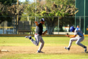 Extraordinario juego de beisbol por el Centenario de Puerto Vallarta entre locales y SEMAR