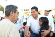 Roberto González tiene apoyo y unidad real, a diferencia de candidatos de otros partidos